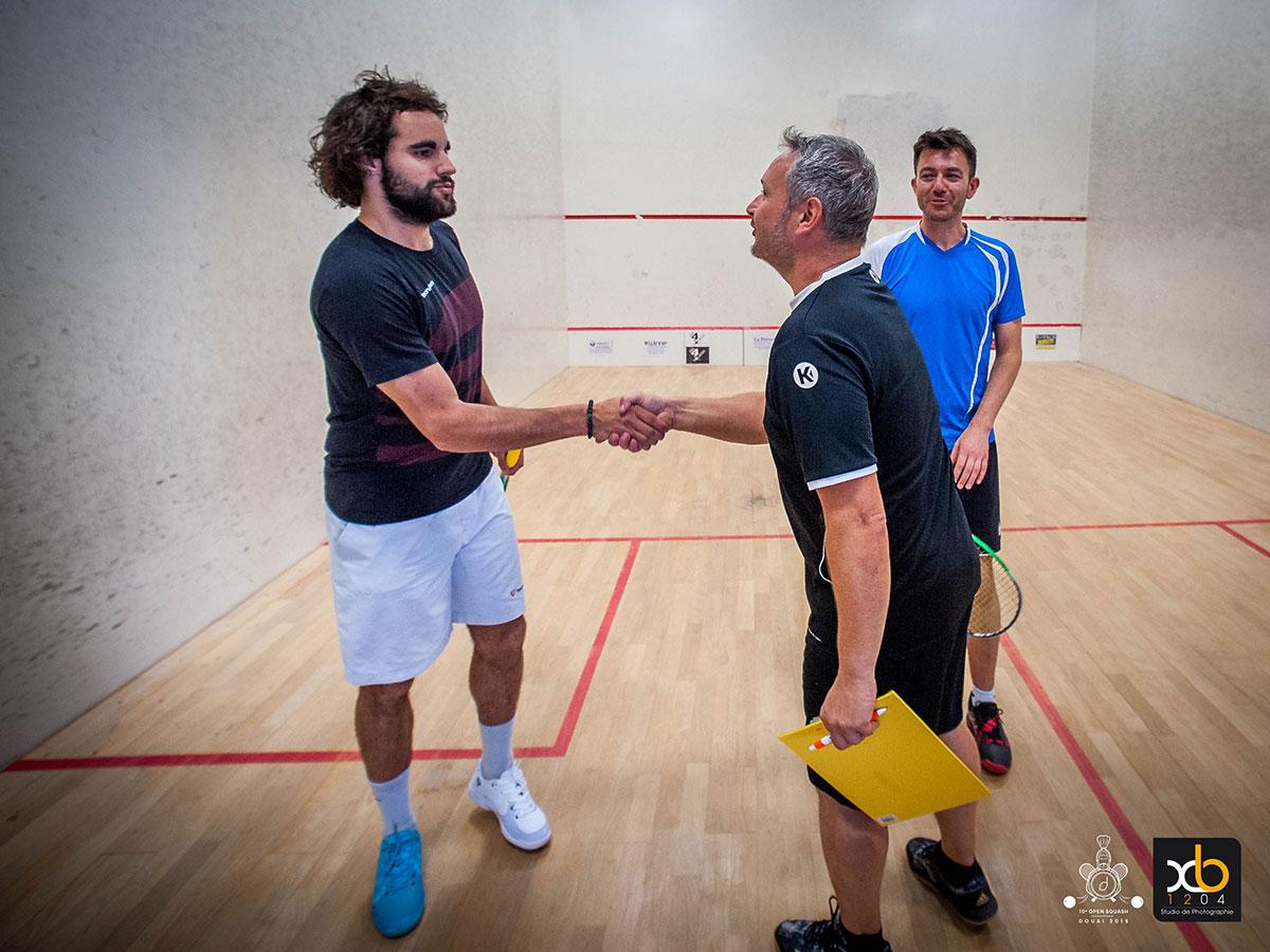 Promouvoir la pratique du squash