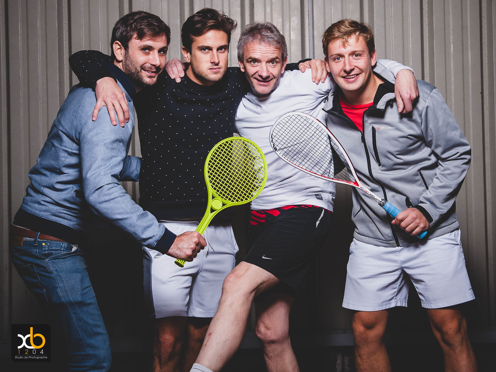 Découvrir le squash