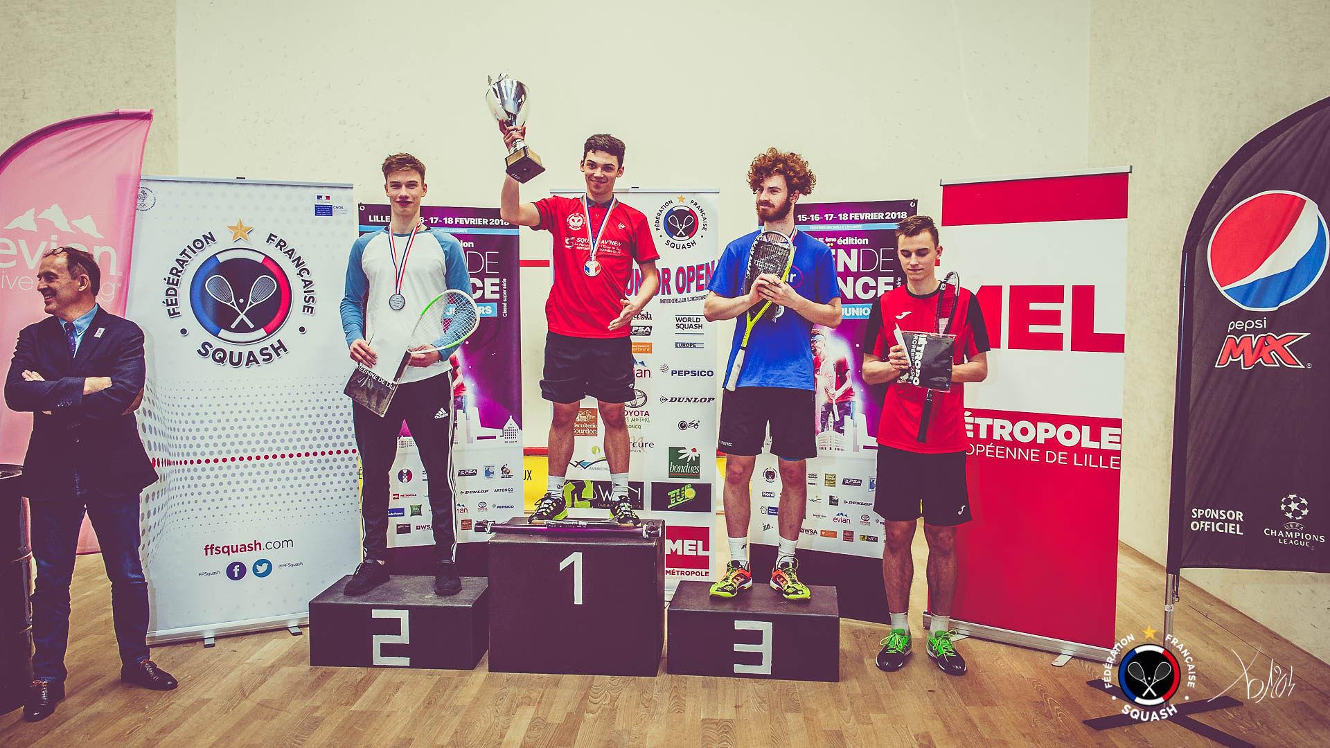 Championnat de squash